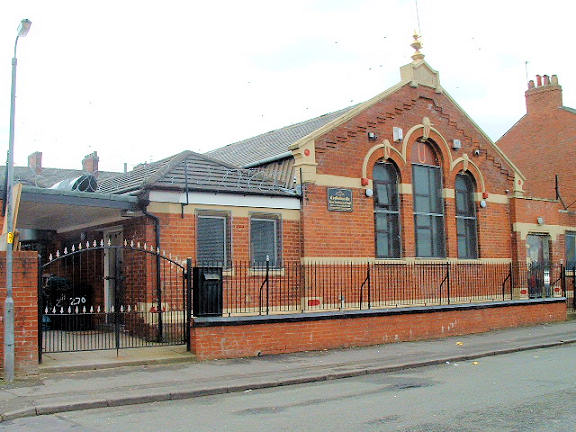 Shree Swaminarayan Temple - Oldham