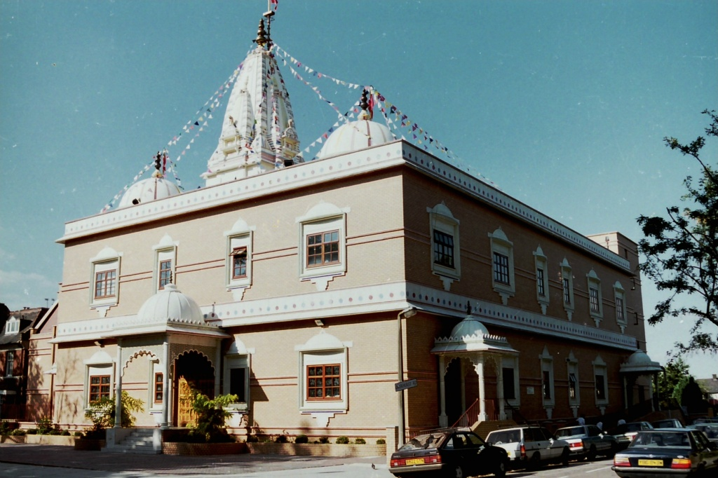Shree Swaminarayan Temple - Willesden
